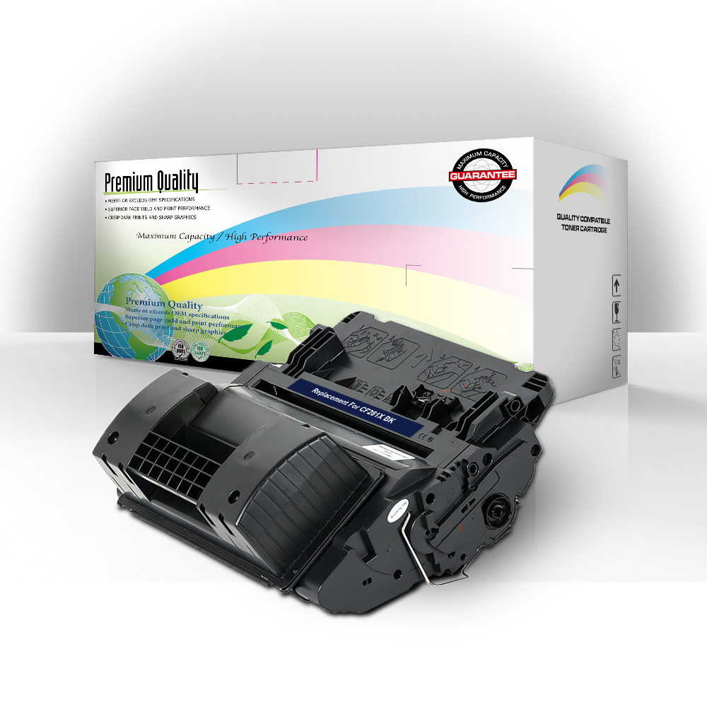 HP CF281X, Compatible Toner
